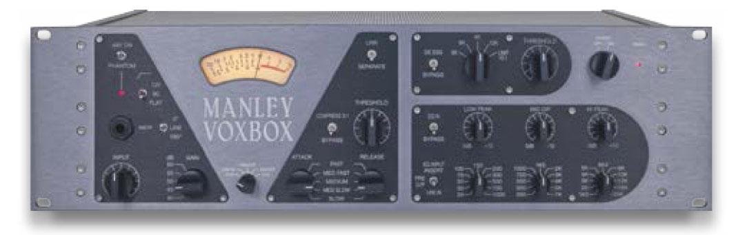 Manley VOXBOX Combo