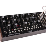 The Moog Mother 32 is the first tabletop semi-modular synthesizer from Moog.